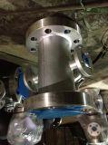 Aislamiento de la chaqueta de vapor Válvula de bola con el interruptor de límite