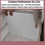 الصين جديدة تصميم حجارة ثلج أبيض يصقل رخام