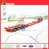 30-350 Tonnen Lowbed Goldhofer hydraulische Mittellinien-modulare Schlussteil-