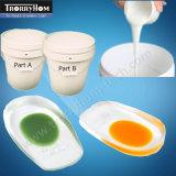 Haut-Sicherheits-Zusatz-Heilung-Silikon für die Einlegesohlen-Herstellung