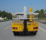 Camion di rimorchio di piccola dimensione del naufragio di Dongfeng 4*2 da vendere