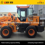 High Quality Hydraulic Transmission 2 Tons 929 Used Wheel Loader의 제조