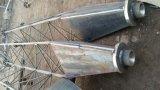 10-80м Guyed телекоммуникационных стальной башни