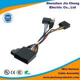 Cable coaxial modificado para requisitos particulares del harness de cableado para la asamblea de fuente de alimentación