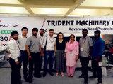 Precintadora automática de borde de Qingdao Sosn para la carpintería