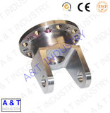 no alumínio do CNC Precisin/aço de bronze/inoxidável forjados peças fazendo à máquina
