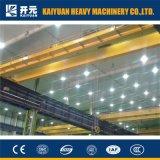 32/10 톤 두 배 Girder 공장을%s 천장 기중기를 사용하는