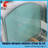 建物のための10mmの透過緩和されたガラス