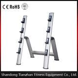 Barbell Rack / comercial de la máquina de gimnasia