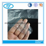 Удалите пластиковую PE перчатки
