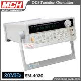 20MHz AM/FM d'onde arbitraires Générateur de fonctions DDS Générateur de fonction (SM-4020)