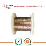 Collegare 6J11 del riscaldamento di resistenza della lega della manganina per gli strumenti di misura