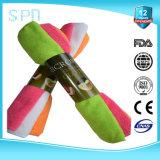 De verschillende Schoonmakende Handdoek van Microfiber van de Gewichten van Kleuren Verschillende