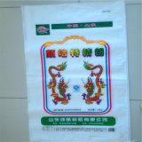Bolso impreso de los PP para el pienso, fertilizante, arroz