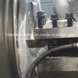 Schützende flaches Bett-Diamant-Schnitt-Legierungs-Rad-Reparatur CNC-Drehbank (AWR2840PC)