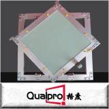 600*600mmの白の粉によって塗られる終わりのアルミニウム天井アクセスドアAP7730