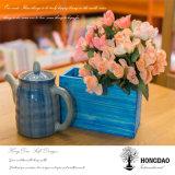 Succulent Hongdao изготовленный на заказ оптовый засаживает хранение упаковывая деревянную коробку для Gift_D