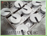 Pesi di calibratura dell'acciaio inossidabile per la scala di Digitahi