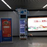 Máquina expendedora con GPRS