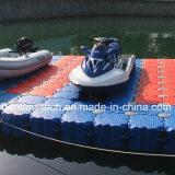 Diferentes tamaños Floating Jet Ski Dock Construido por HDPE Pontón