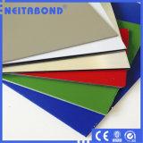L'épaisseur 4 mm Acm en matériau composite en aluminium pour mur-rideau