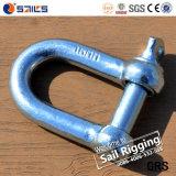 ヨーロッパのタイプステンレス鋼Dの手錠