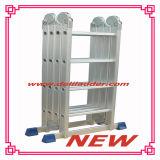 Prezzo multifunzionale di alluminio dell'alluminio di /Ladder della scaletta di piegatura di versione pesante