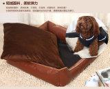 مسيكة [بو] مربى كلاب قابل للنقل قابل للغسل كلب سرير