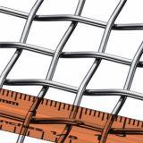 La rete metallica dell'acciaio inossidabile con l'iso è risultato