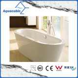 Baño Bañera de Hidromasaje Transparente de Acrílico Transparente