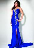 Nouveau modèle 2011 le plus populaire et robe de soirée de concepteur de Hotsale (JV7209)