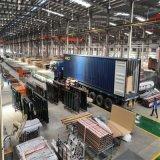 A fábrica de China fêz o alumínio/alumínio/o perfil extrusão de Aluminio para o frame de porta