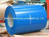 SGCC Prepainted bobinas galvanizadas do aço PPGI/bobina de aço principal da qualidade 0.16-0.8mm PPGI/PPGI/bobina de aço Prepainted do soldado