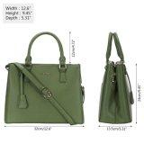 PU 아름다움 최신유행 형식 Handbag 유행 새로운 디자인 우아한 여자 부대 공장 가격 최신 판매 숙녀