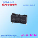 Dpdt Mikroschalter 1no+1nc verwendet in der Gleitbetriebs-und Abwasser-Pumpe