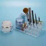 Акриловый Косметический Ящик/ Удалите плексигласа макияж Организатор/Plexiglass составляют коробка для хранения