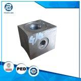 Usinagem CNC Bloco inferior de peça de reposição hidráulica de alta precisão