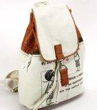 Lona mochila para roupa suja