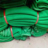 Compensations vertes de saletés de sécurité dans la construction de qualité