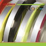 Bordure foncée de PVC pour des meubles de qualité supérieur