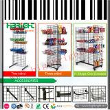Enregistrer les armoires d'affichage de casse-croûte de réseau de fil de montage