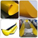 Belüftung-aufblasbares Vinylplane-Gewebe für Boot