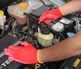 Покрынная нитрилом перчатка работы безопасности (N1552)