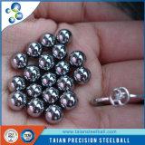 Bola de acero de alto carbón de la rodamiento de bolas AISI1010 G40-1000 ISO9001
