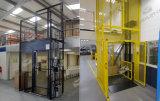 Piattaforma completamente messa in gabbia dell'elevatore del carico da vendere