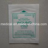 Hhigh Absorbrent médicos desechables estériles hisopos tejida