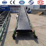 Fabrik-beweglicher Klimabandförderer-Gummipreis mit ISO-Cer