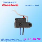 ENEC/UL genehmigte den Minimikroschalter, der in Automatives verwendet wurde