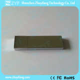 Simple Bright Silver Metal USB Flash drive (ZYF1756)