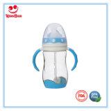 Bunte PPSU Milch-führende Flaschen 8 Unze-für Babys